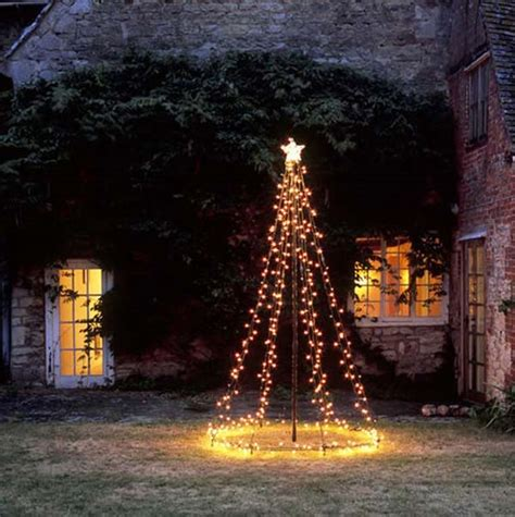 outdoor christmas tree ideas outdoortheme com