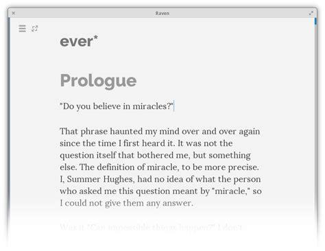 minimalist text editor minimalist text editor for novelists