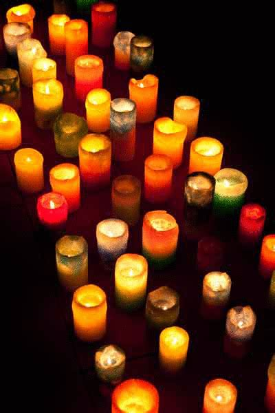 candele gif flickering candles fall autumn gif