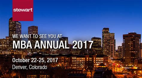 Albertsons Co Mba Internship by We Want To See You At Mbaannual17 Stewart
