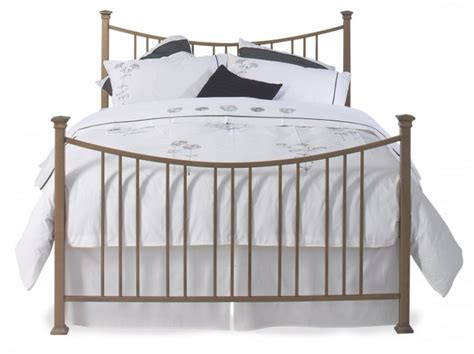Pewter Bed Frame Obc Emyvale 5ft Kingsize Pewter Metal Bed Frame By Original Bedstead Company