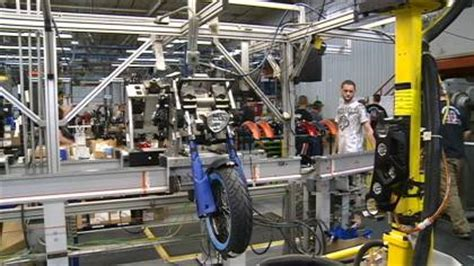 fuji lincoln ne polaris opens up its plant to victory motorcyclists ktiv