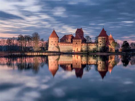 multi day baltic tallinn riga  vilnius city break