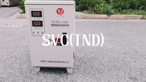 3 Phase Voltage Stabilizer 20kva by Svc Tnd Single Phase Ac Voltage Stabilizer 20kva Buy