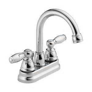 Two Handle Bathroom Faucet Repair Peerless Faucet P299685lf Two Handle Lavatory Faucet With