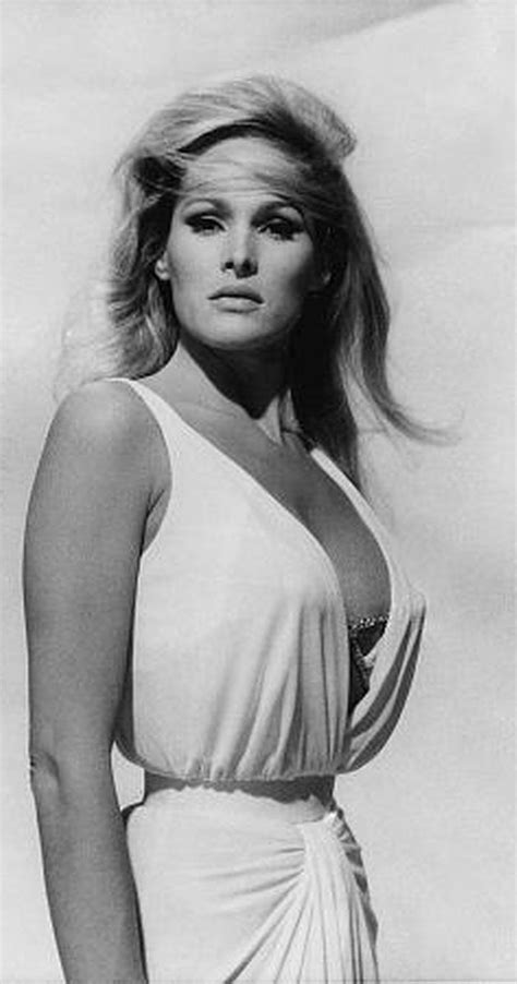 james bond film actress ursula andress actress dr no it s probably
