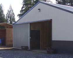 Pole Barn Sliding Doors Pole Barn Sliding Door Framing Studio Design Gallery Best Design