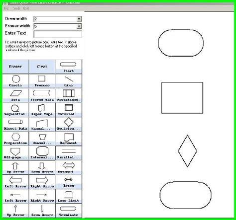 flowchart design tool free tools in education free basic flowchart design tool