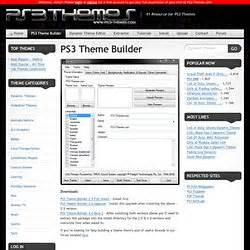 ps3 theme maker online wolfgang alexis wolfgangalexis pearltrees