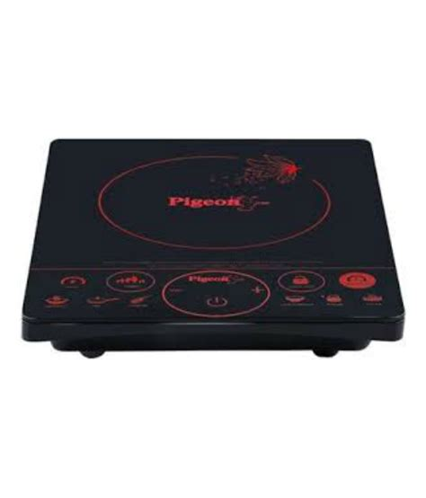 induction cooking tops india pigeon induction cook top rapido touch junior price in india buy pigeon induction cook top