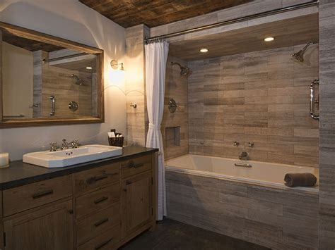 two shower heads marble encased two person soaker tub with shower