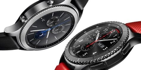 Samsung Gear S Smartwatch Stylish Samsung Gear S3 Smartwatch Review Great Design And