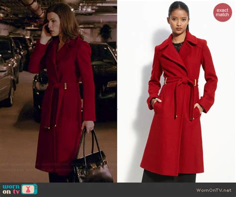 Dress Mikhaila wornontv alicia s coat on the julianna