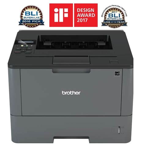 Printer Hl L5200dw hl l5200dw monochrome wireless laser printer hl l5200dw mwave au