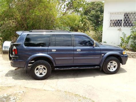 2006 Mitsubishi Montero Sport 2006 Mitsubishi Montero Sport For Sale In Kingston St