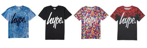 fresh hype clothing now in store the idle