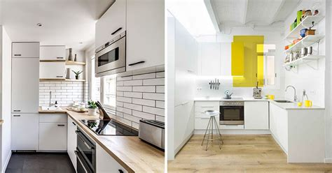 small space kitchens ideas kitchen design ideas 14 kitchens that make the most of a small space contemporist