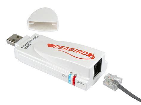 Usb Modem 56 kbps v92 usb modem fax
