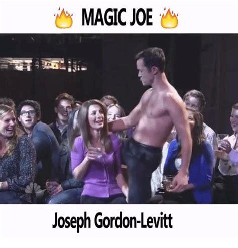 Joseph Gordon Levitt Meme - magic joe joseph gordon levitt meme on sizzle