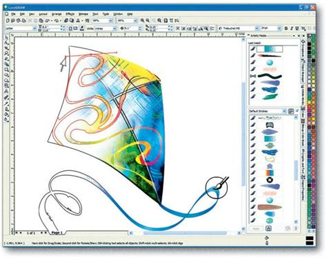 tutorial of corel draw 11 in pdf tips for designing sticker logos in coreldraw places to