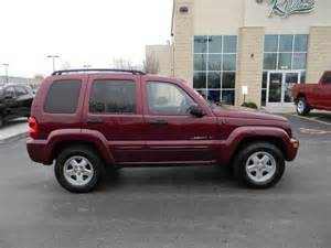 2003 jeep liberty limited 4wd 4dr suv in appleton wi