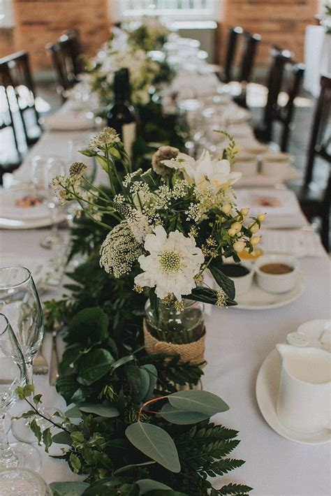 Industrial Cool Greenery Filled Playful Mill Wedding   I