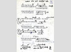 Sid Griffin Solo Lyrics and Chords - The Official Website ... I'm Lost Song