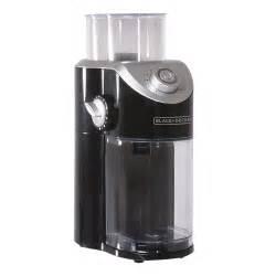 black and decker grinder decker burr mill coffee grinder black and decker