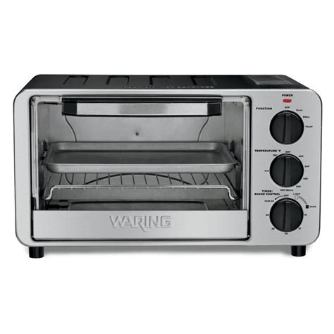 Waring Toaster Oven With Toaster waring wto450 toaster oven review the best toaster oven reviews