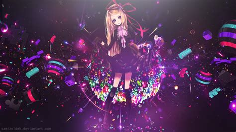 wallpaper anime deviantart anime wallpaper by samizoldek on deviantart