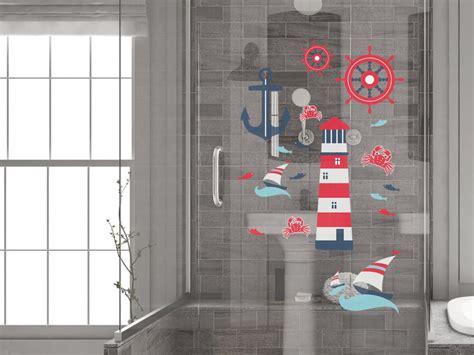 Fenster Aufkleber Fische by Glasdekor Tattoo Fensterfolie Sticker Set F 252 R Badezimmer