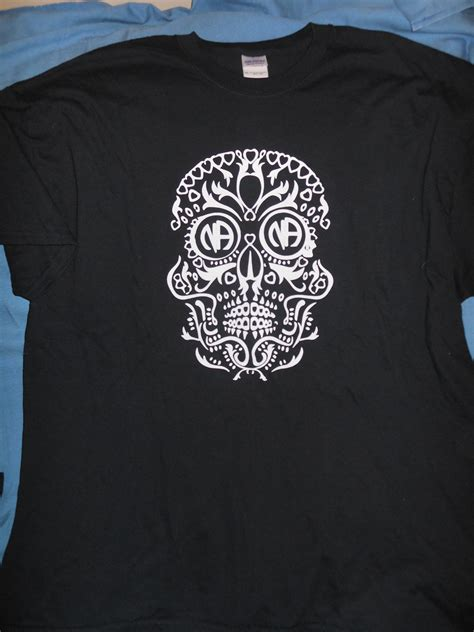T Shirt Anonymous 03 na sugar skull gifts of freedom na and aa gifts