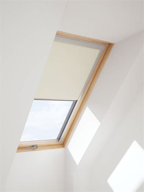 Verdunkelungsrollo Velux Dachfenster 60 by Verdunkelungsrollo F 252 R Velux Dachfenster In Beige Blau