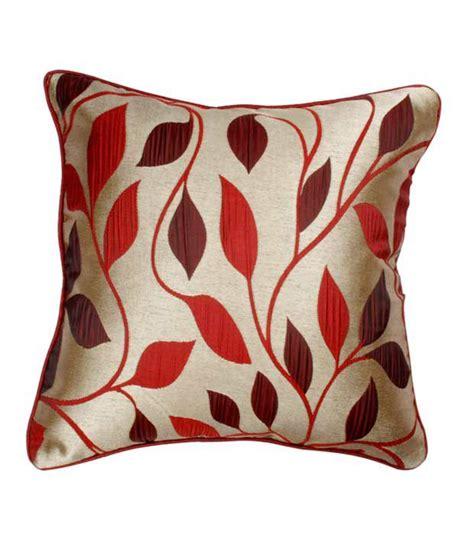leaf pattern cushions gallardo elegant leaf pattern cushion cover 14x14 14x14