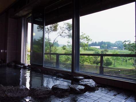 onsen spa kazenokuni onsen iwami travel guide an english guide