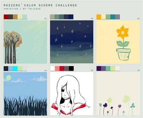 color themes deviantart color scheme meme by april17th on deviantart