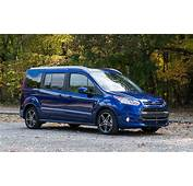 Quick Take 2016 Ford Transit Connect Wagon  Review Car