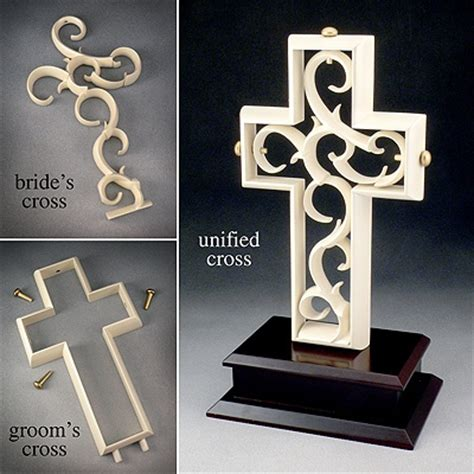 Wedding Ceremony Unity Cross by New Trend Alert The Unity Cross For Your Ceremony 187 A