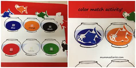 color activities for toddlers themed toddler activities with free printable pack