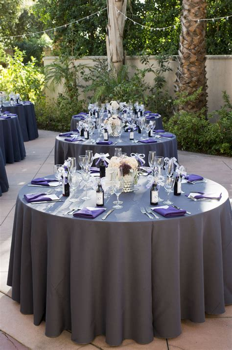 purple and gray wedding centerpieces plum and grey wedding colors 100 images lovely