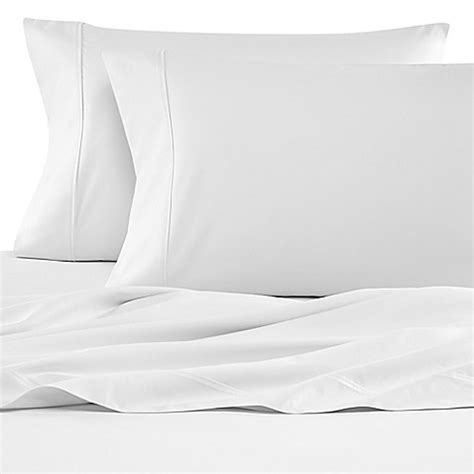 egyptian cotton sheets bed bath and beyond wamsutta 174 620 egyptian cotton deep pocket queen sheet set