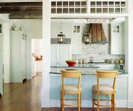 Small Open Kitchen Ideas Opening Up About Open Concept Living Our Kitchen Plans