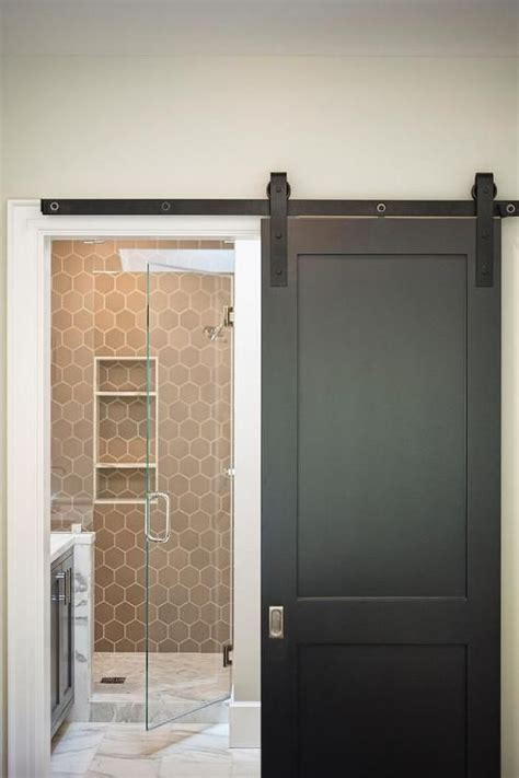 Bathroom Sliding Doors Interior 25 Best Sliding Bathroom Doors Ideas On Pinterest Bathroom Doors Barn Doors For Homes And