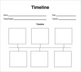 blank timeline template 8 best images of blank construction timeline template