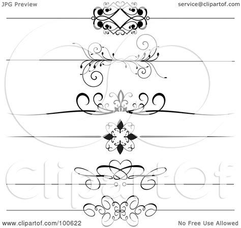 header design rules royalty free rf clipart illustration of a digital