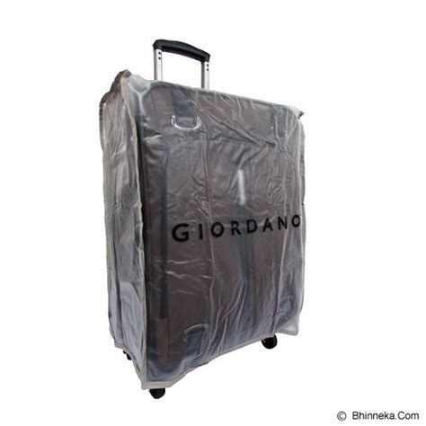 Dust Polos Berkualitas by Jual Giordano Luggage Cover Protection 24 Inch Clear