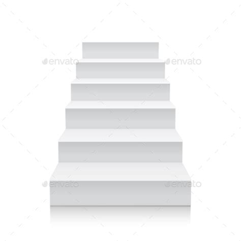 Stair Template 3d paper stairs printable template 187 tinkytyler org