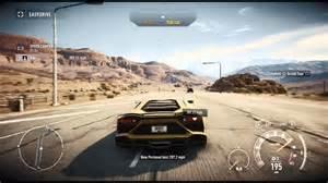 Lamborghini Aventador Speed Test Need For Speed Rivals Lamborghini Aventador Top Speed Test