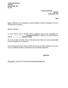 Demande De Logement Lettre De Motivation lettre de motivation pour une demande de logement