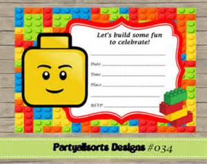 lego birthday party invitations orionjurinform com